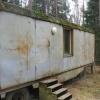 Lootuse küla esimene rehabiliteeritavate maja