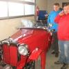 Vanaautode muuseumis