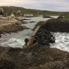 Ballintoy sadam, kus on filmitud episoode Game of Thrones