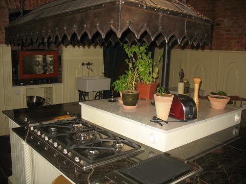 Laitse Lossi kokanduse meistriklass