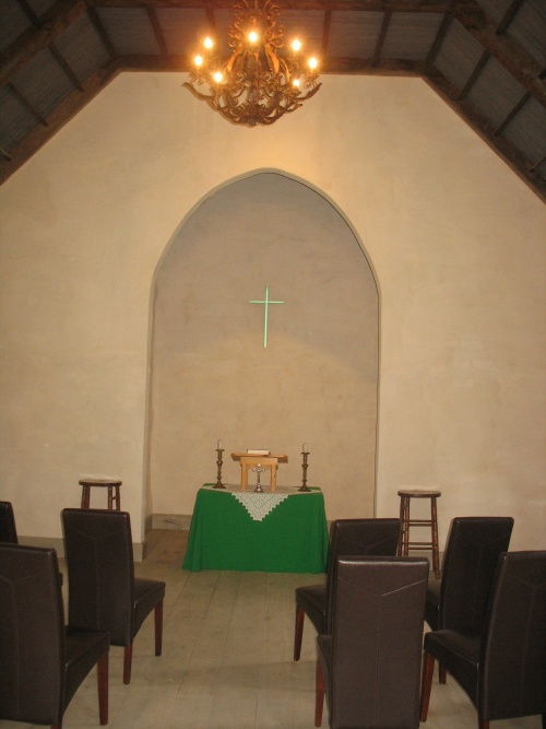 Laitse Lossi valge kabel